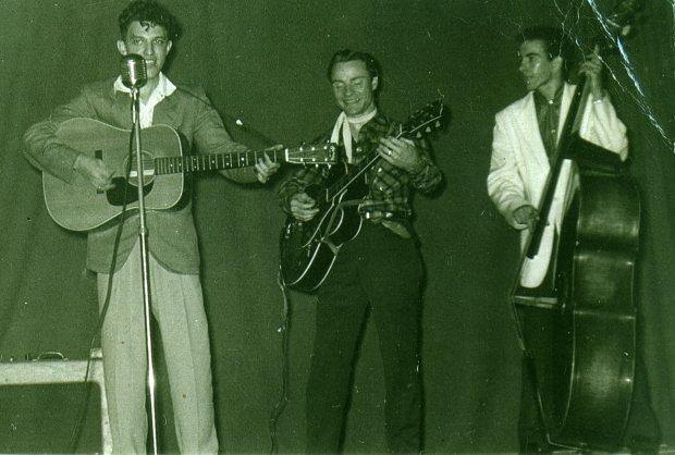 dave-rich-joe-penny-billy-harlan-august-1955