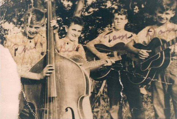 phil-everly-billy-harlan-tommy-redtop-payne-don-everly-summer-1949